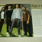 Paint It Black 2 Page Article/Clipping