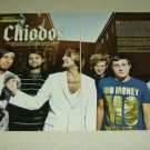 Chiodos 2 Page Article/Clipping