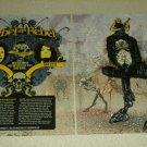 Matt Heafy & Robb Flynn 3 Page Article/Clipping Trivium, Machine Head