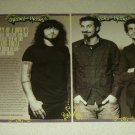 Mars Volta & Serj Tankian 3 Page Article/Clipping