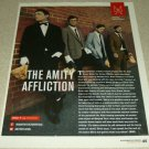 The Amity Affliction 1 Page/Clipping