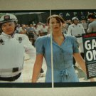 The Hunger Games 8 Page Article/Clipping - Jennifer Lawrence - Josh Hutcherson