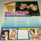 Benji & Joel Madden 1 Page Article/Clipping - Good Charlotte