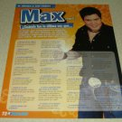 Max 1 Page Article/Clipping - Angels (In Spanish)