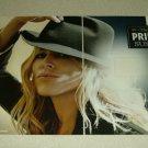 Maria Bello 2 Page Article/Clipping - Prime Suspect