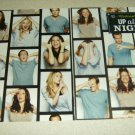 Up All Night 4 Page Article/Clipping - Will Arnett, Christina Applegate, Maya Rudolph