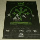 Attila - Chaos Album Ad