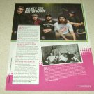 Boston Manor 1 Page Article/Clipping