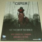 Cliver - Not The End Of The World Album Ad
