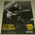 Lynn Gunn Ernie Ball Ad - PRVIS