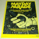 Mayday Parade - Tales Told By Dead Friends: Anniversary Edition Album Ad