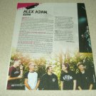 Roam 1 Page Article/Clipping