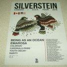 Silverstein Tour Ad