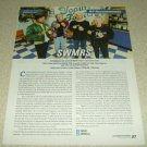 SWMRS 1 Page Article/Clipping