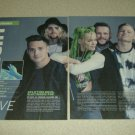 Tonight Alive 2 Page Article/Clipping