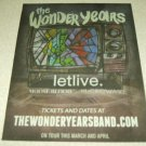 The Wonder Years Tour Ad