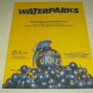 Waterparks - Double Dare Album Ad