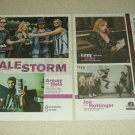 Halestorm 2 Page Article/Clipping