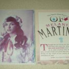 Melanie Martinez 8 Page Article/Clipping