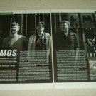 Somos 2 Page Article/Clipping