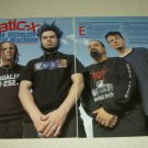 Static-X 3 Page Article/Clipping #2 - Wayne Static