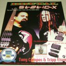 Tony Campos & Tripp Eisen EMG Ad - Static-X