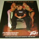 Josh Rand Peavey Ad - Stone Sour