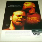 Systematic 5150 PEAVEY Ad