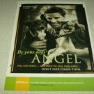 David Boreanaz PETA Ad/Clipping - Angel