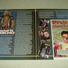 Metal is Jericho 2 Page Article/Clipping #2 - Fozzy