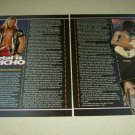 Metal is Jericho 2 Page Article/Clipping #4 - Fozzy