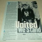H2O 1 Page Article/Clipping