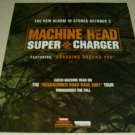 Machine Head - Super Charger Album Ad
