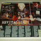 Machine Head 1 & 1/3 Page Article/Clipping
