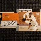 2004 Fleer Genuine Insider Jason Schmidt Autograph Baseball Card Auto #/300 MINT