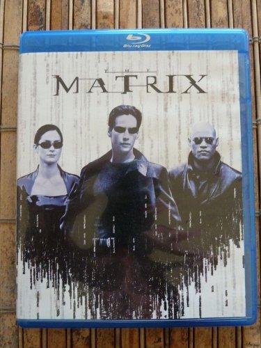 The Matrix (Blu-ray Disc) Keanu Reeves Laurence Fishburne Matrix Revisited Doc