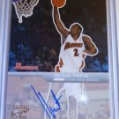 MICKAEL PIETRUS 2003-04 Bowman SOTF Auto Graph on RC Rookie Card #SFA-MP MINT