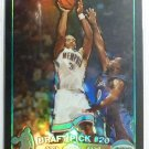 2003-2004 Topps Chrome Dahntay Jones Black Refractor Rookie Card RC 152/500 SP