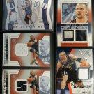 JASON KIDD GU Jersey 5 Card LOT Patch 2 Color NamePlate Platinum E-XL #/44 #/300