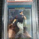 2002 Bowman Chrome Ryan Church Rookie Card RC #269 Graded PSA Mint 9 Baseball