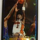 '03-04 Topps Chrome MICKAEL PIETRUS Black Refractor Rookie Card RC #30/500 MINT