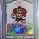 CHRISTIAN OKOYE Significant Signatures Auto Graph Football Card #22/25 KC Chiefs