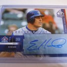 ERIC HINSKE 2003 SP Authentic Chirography Young Stars Auto Graph Card #177/245