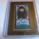ERIC DUNCAN 2003 Topps T 205 Certified Auto Graph Issue RC Yankees TA-ED MINT