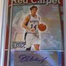 2004-05 Topps Luxury Box BENO UDRIH Auto Graph #RC-BU #97/135 Spurs Grizzlies