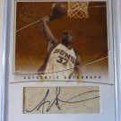 2003-04 Flair Final Edition AMARE STOUDEMIRE PARCHMENT Auto Graph Card #16/25
