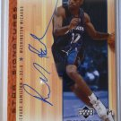 2000-01 Upper Deck Encore RICHARD HAMILTON Star Signatures Auto Graph Card Mint