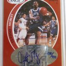 1998-1999 SAGE #A33 CUTTINO MOBLEY Auto Graph Rookie Card RC Rockets #280/999