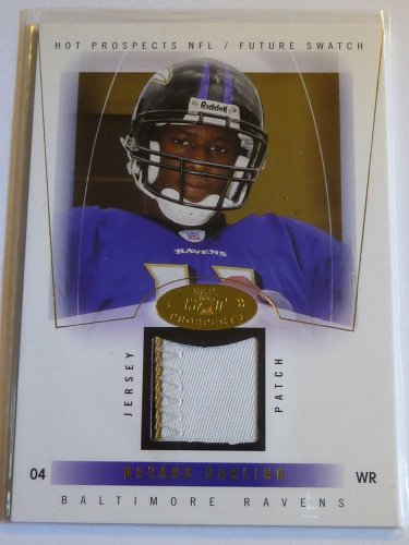 2004 Fleer Hot Prospects DEVARD DARLING Jersey Patch Rookie Card RC #224/350 #99