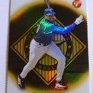 2002 Topps Pristine JUAN GONZALEZ Die-Cut Gold Refractor #94 #2/70 Rangers MINT
